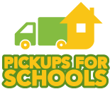 Pickups for Schools Logo